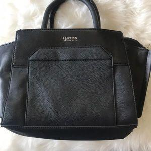 Kenneth Cole black Reaction hand bag